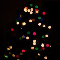 Christmas bokeh is my favorite kind of bokeh.