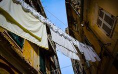 Every day is washing day Corfu Island, Greek Islands, More Photos, Greece, Fair Grounds, Travel, Beautiful, Greek Isles, Greece Country
