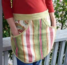 Pin by Sandy Walker on Clothespin Bag Apron | Pinterest
