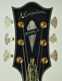 Guitar Luthier, Mark Campellone