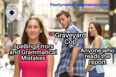 Report writing Memes – Poorly Made Police Memes Top Funny, Funny Love, Really Funny, Hilarious, Don Meme, Love Memes, Anime Couples Manga, Cute Anime Couples, Anime Girls