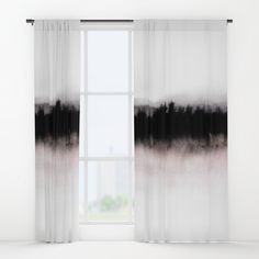 Society 6 Does Window Coverings - Curtains Made Simple