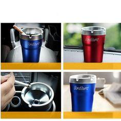 Neer Alumínium Autós Hamutál Travel Mug, Mugs, Tableware, Dinnerware, Tumbler, Dishes, Mug, Place Settings