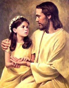 jesus christ with children wallpaper - Google Search