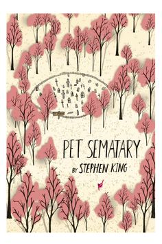 Cover redesign series of illustrated Stephen King covers. Horror Art, Horror Movies, Stephen King Books, Pet Cemetery, Horror House, Indie Movies, Freelance Illustrator, Book Cover Design, Amazing