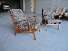 Beau Mid Century Parker Knoll Style Chairs Parker Knoll, Old Chairs, Retro  Furniture, Chairs