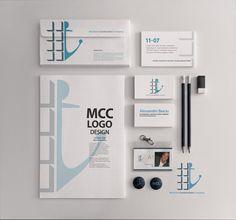 Logo design - Maritime Construction Company Corporate branding