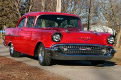 Chevrolet : Bel Air/150/210 150 1957 Chevrolet 150 - http://www.legendaryfinds.com/chevrolet-bel-air150210-150-1957-chevrolet-150-2/
