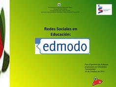 tutorial-edmodo-curso-virtual-2011 by fer81 via Slideshare