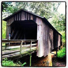 Howard's Covered Bridge - Georgia