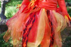 A No-Sew Phoenix Costume                                                                                                                                                                                 More