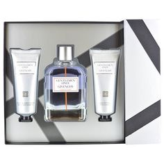 Buy GENTLEMEN ONLY CASUAL CHIC by Givenchy - Chic designer fragrance gift set for men. 100% Authentic. Free Shipping.