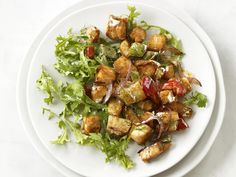 Salmon Hash    Swap fatty breakfast meats for better-for-you salmon in this potato and veggie hash. It's equally good morning or night.