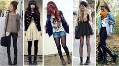Vista-se com estilo. Aqui vemos 5 looks estilosos para o inverno.