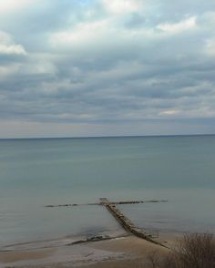 Lake Michigan @ Milwaukee, Wi