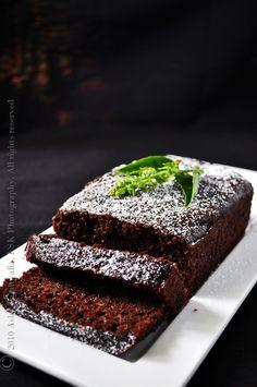 Zucchini Chocolate Loaf