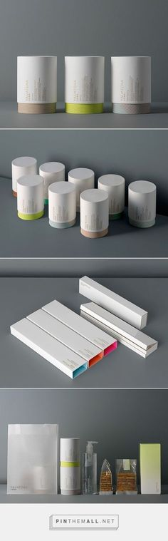 Yauatcha Tea packaging