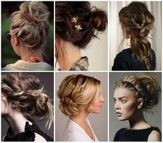 Party Hairstyles | CALL US WHATEVER