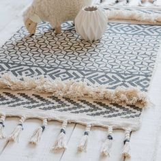 Tapis en coton 50x60 cm TRAPANI