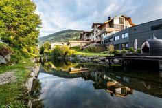 Aktivurlaub in Osttirol: Dolomiten Residenz****s Sporthotel Sillian - Hotels, Aktiv, Running Track, Mountain Landscape