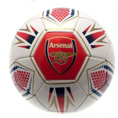 Arsenal F.C. Football HX WT - Rs. 1,549 Official #Football #Merchandise from #EPL