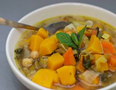 Healthy, Tasty, & Simple Eating: Hearty Vegetable Soup