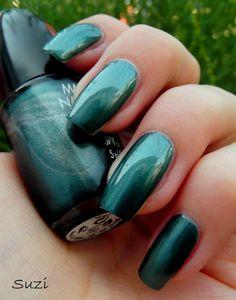 PUPA Magnetic Nail Polish, 32 Magnetic Green