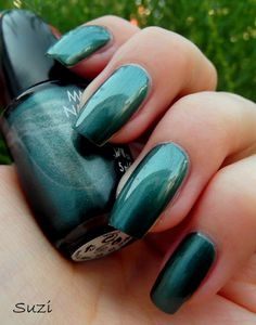 PUPA Magnetic Nail Polish, 32 Magnetic Green