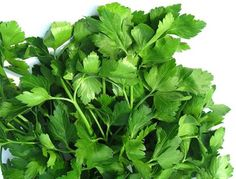 Via Eleven by Venus  · 10/17/13   Who knew parsley could do so much aside from make a plate look pretty? Helps prevent cancer, high blood pressure and bad breath. Get some green! ..http://bit.ly/FJparsley