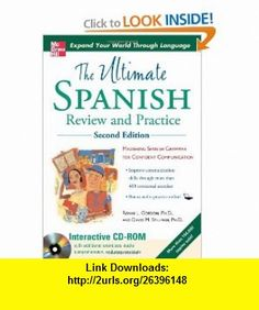 Ultimate Spanish Review and Practice with CD-ROM, Second Edition (UItimate Review  Reference Series) (9780071744188) Ronni Gordon, David Stillman , ISBN-10: 0071744185  , ISBN-13: 978-0071744188 ,  , tutorials , pdf , ebook , torrent , downloads , rapidshare , filesonic , hotfile , megaupload , fileserve