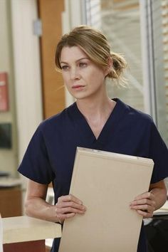 Can't wait to see her face again soon :) / Grey's Anatomy