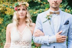 Bohemian Inspiration, Kleid: asoz, Jacket: zara, Blumen: Glöcks Blumenstübchen, Holzfliege: Be Wodden