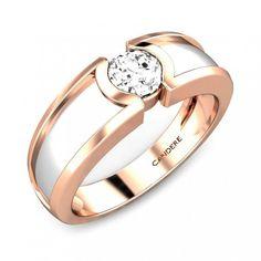 Martin Diamond wedding ring for him - weddingringsbest. Engagement Rings For Men, Beautiful Engagement Rings, Diamond Solitaire Rings, Diamond Wedding Rings, Double Solitaire, Solitare Ring, Diamond Stud, Black Diamond, Wedding Ring For Him