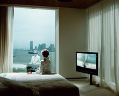 Philip-Lorca diCorcia: A lost Eden.The New York photographer's latest work expresses his sense of national disillusion