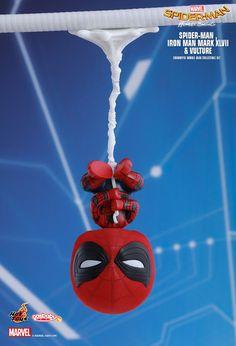 Opakowania do wina i kosze prezentowe dla Firm: Kolekcjonerska figurka Spidermana z filmu Spider-man Homecoming