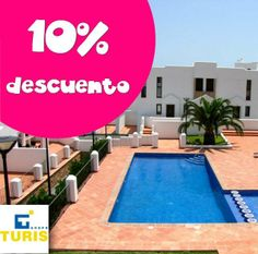 Oferta 10% descuento por reserva anticipada hasta el 15/03/2014 Más info: http://www.calperent.com/esp