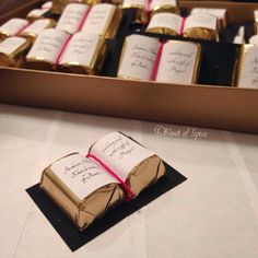 Everyone has been messaging me and raving about the Quran Favors I made for one of my sisters wedding events. School Treats, School Gifts, Diy Gift Box, Diy Gifts, Wedding Favours, Wedding Gifts, Printable Lables, Quran Book, Eid Cards