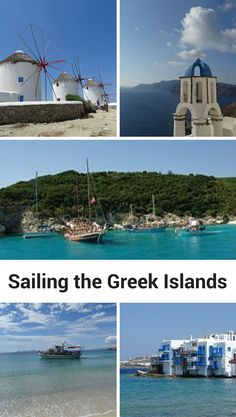 Sailing cruises around the Greek Islands with a sailing boat. Combine sailing with history, yoga and adventure
