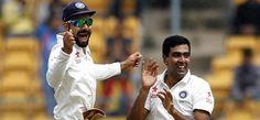 अश्विन ने तोड़ा 36 साल पुराना रिकॉर्ड, मगर एक रिकॉर्ड से चूके!  #SportsNews #CricketNews #InternationalNews
