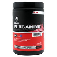 Pure Amino (28 Sv.) by Betancourt Nutrition