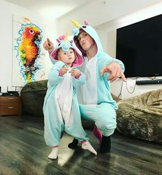 Logan Paul and Everleigh