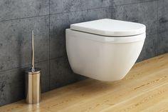 MISKA WISZĄCA WC bezrantowa Bold z deską wolnoopadającą