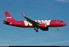 Photo of TF-NEO - Airbus A320-251N - WOW Air