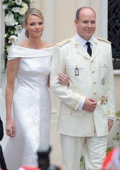 Princess Charlene and Prince Albert II of Monaco Welcome Twins!
