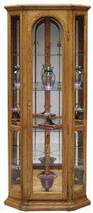 Eagle Industries Oak Ridge Corner Curio Cabinet | Furniture Pieces I Like |  Pinterest | Oak Ridge