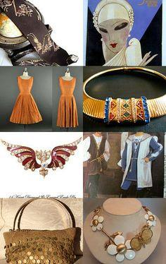 #Vintage #VogueTeam #fashion #jewelry #accessories