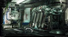 Hard Surface Study For Zbrush Workshop by David Lesperance | 3D | CGSociety