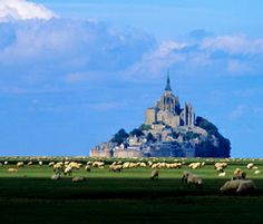 Mont St Michel © Philippe Body - Hemis.fr