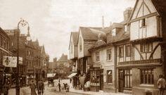 Kent, Tonbridge, High Street c.1905