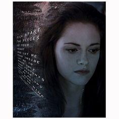 Hearts a Mess by Goyte ❃The Twilight Saga Forever∬♖ @twliight ∬(1/3)Experimen...Instagram photo | Websta (Webstagram)